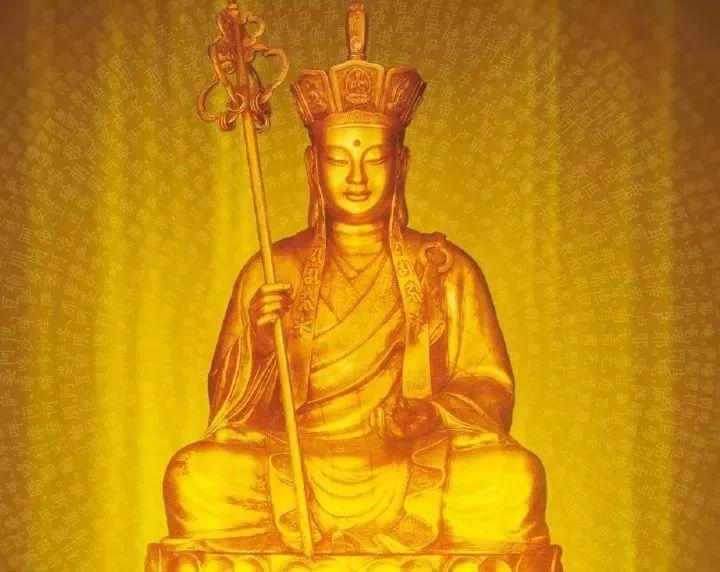 地藏菩萨的本愿功德
