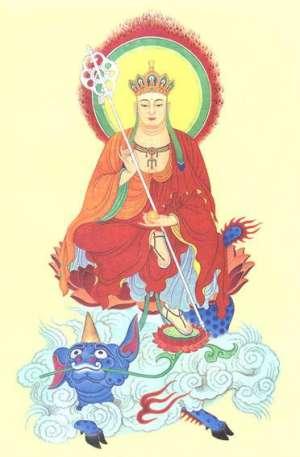 地藏菩萨保佑什么