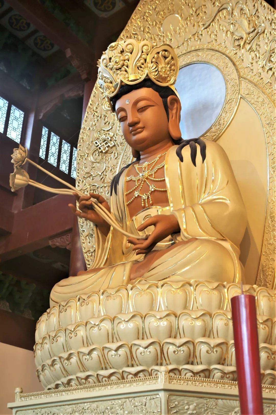 坚勇菩萨--不要对于佛的教法心生轻慢