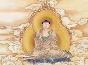 坚勇菩萨--佛教的五种精进