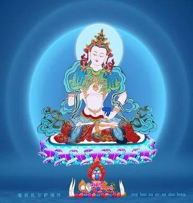 大自在菩萨--用佛法的甘露滋养善根