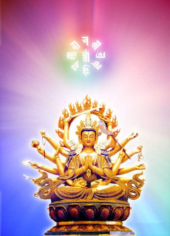 准提与阿弥陀佛什么关系