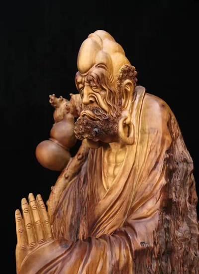 释迦牟尼和达摩是什么关系