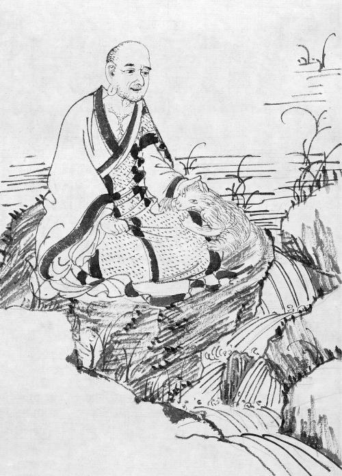 西天第五祖提多迦尊者