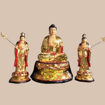 三尊佛--陶师与迦叶佛的屋顶
