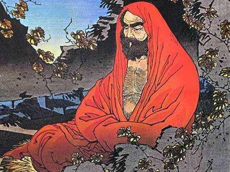 菩提达摩故事