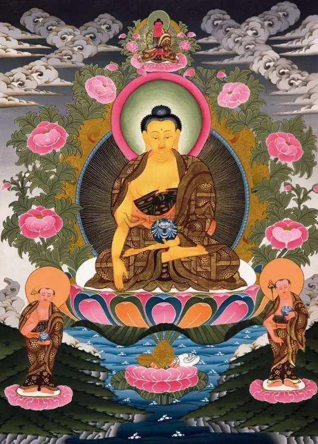 佛教故事:阇夜多尊者