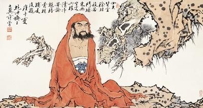 达摩祖师在中国佛教历史的地位