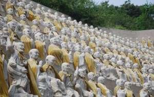 五百罗汉在世俗中的影响