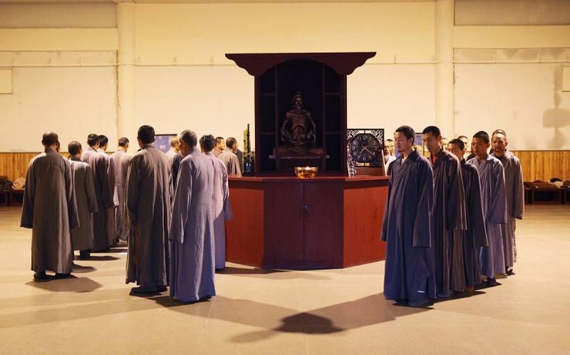 佛教的禅七
