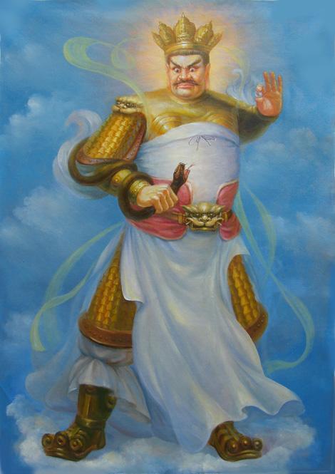 广目天王和四大天王的关系是什么